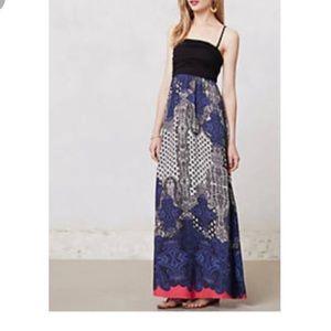 Lilka Bandana Printed Maxi Dress